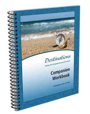 Destinations Companion Workbook (Spiral Bound Book + PDF)
