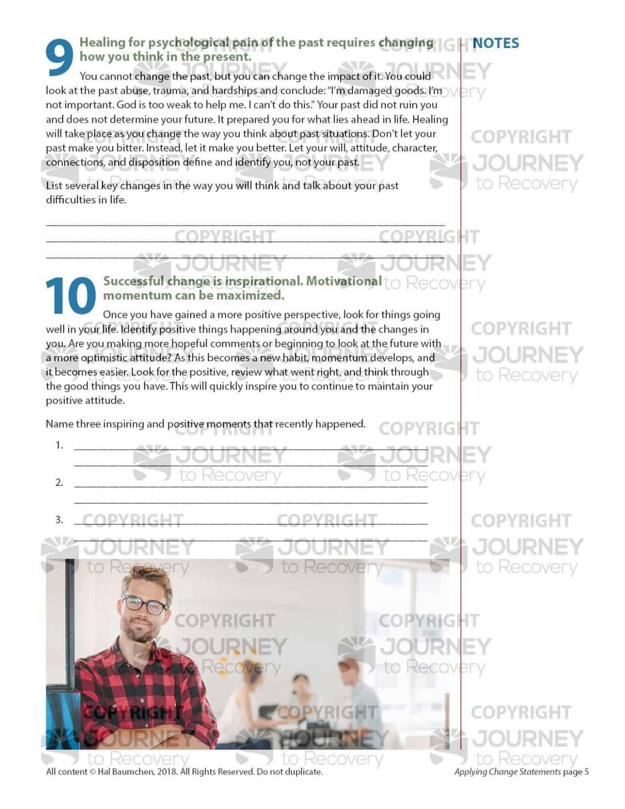 Applying Change Statements Lesson17