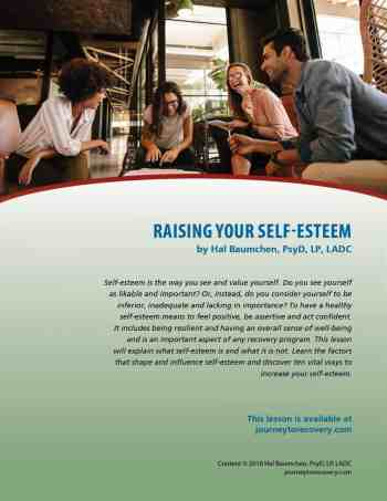 Raising Your Self-Esteem (COD Lesson)