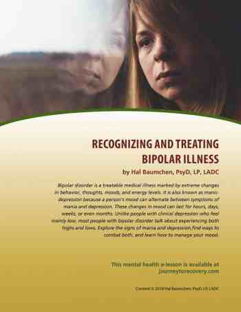 Recognizing and Treating Bipolar Illness (MH Lesson)