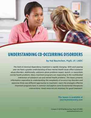 Understanding Co-Occurring Disorders (COD Lesson)