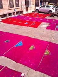 Drying Fabric