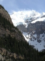 View from Moraine Lake