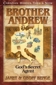 Brother Andrew book | Journey with Jill
