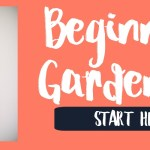 Beginning Gardener Resources