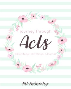 Acts Bible study | Journey with Jill