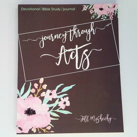Journey through Acts by Jill McSheehy