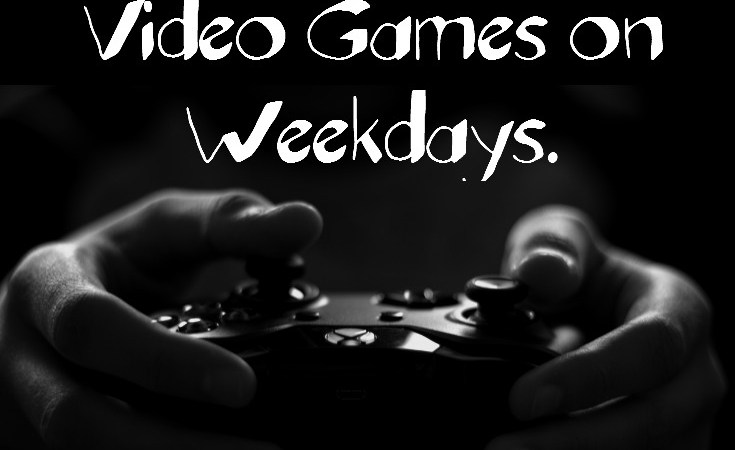 I Said No to Video Games on Weekdays. Here's What Happened.