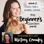 Interview with Whitney Cromley