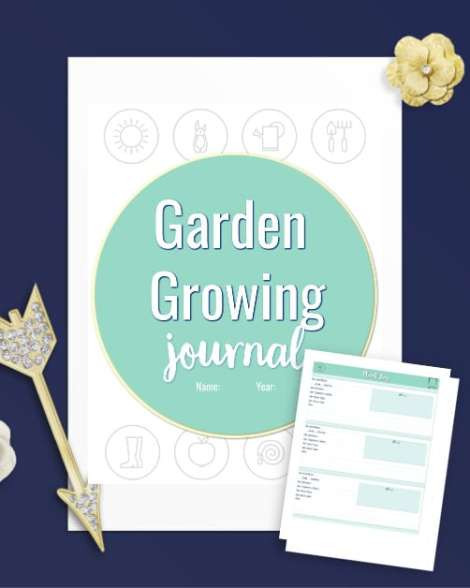 garden growing journal