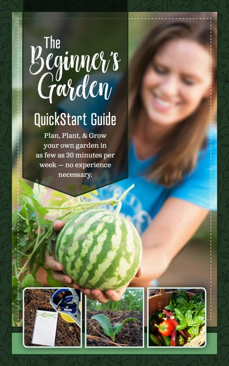 Beginner's Garden QuickStart Guide eBook