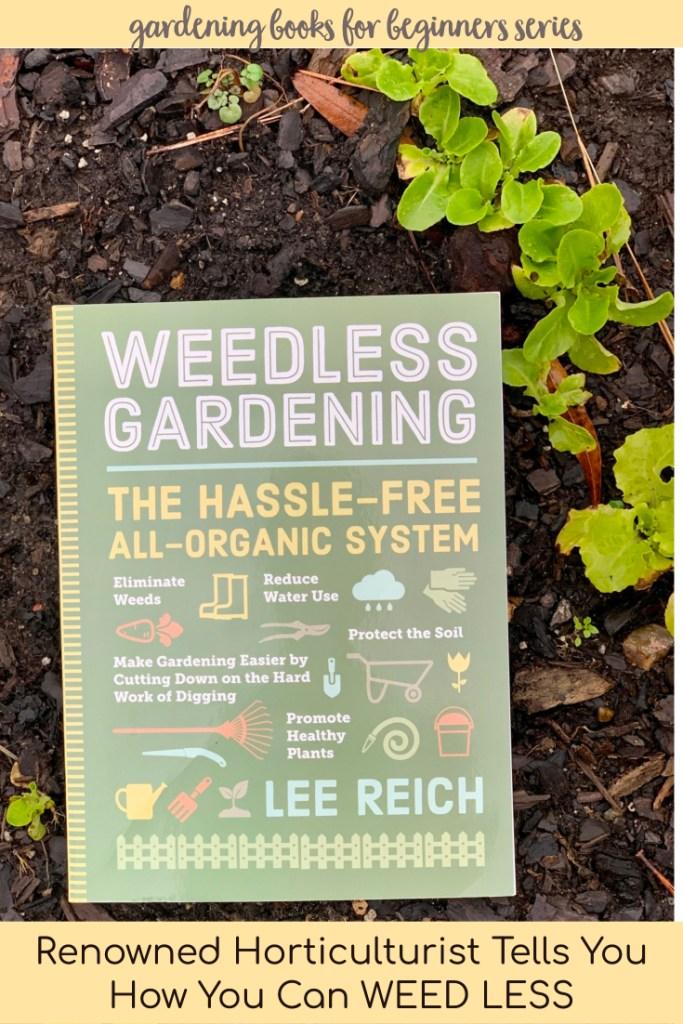 weedless gardening book by lee reich