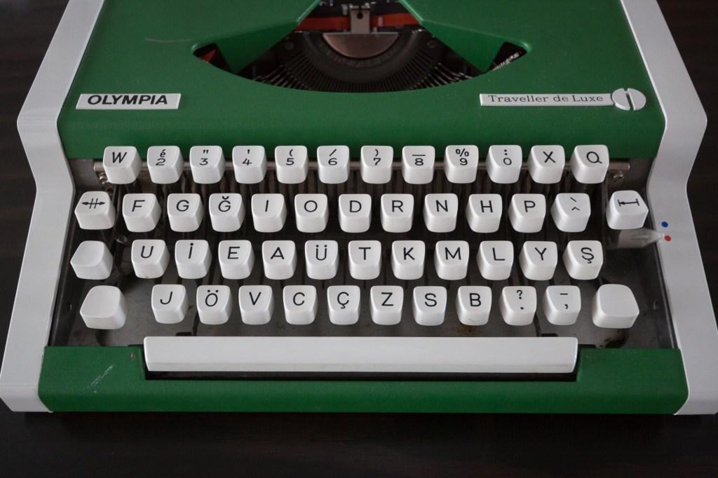 f-klavye-daktilo
