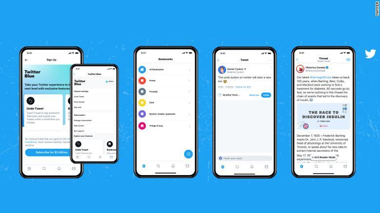 Twitter Blue: Yeni özellikler ve abonelik ücreti açıklandı