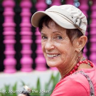 Maggie's still globe-trotting at 78