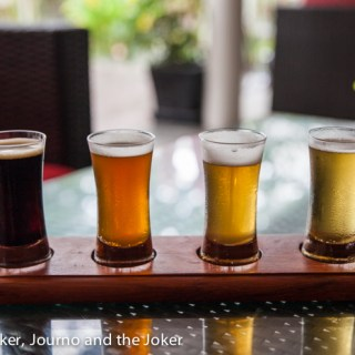 Octoberfest and craft beer at Brewpub
