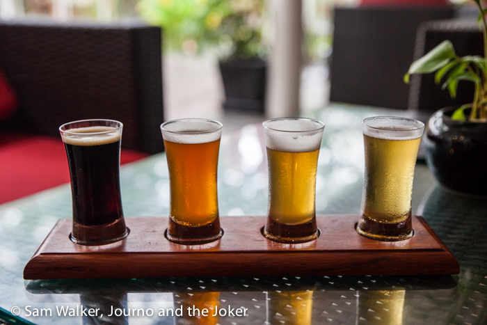 Craft beer in Siem Reap