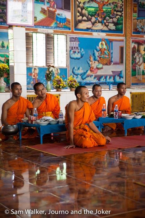 Phchum Ben, Siem Reap