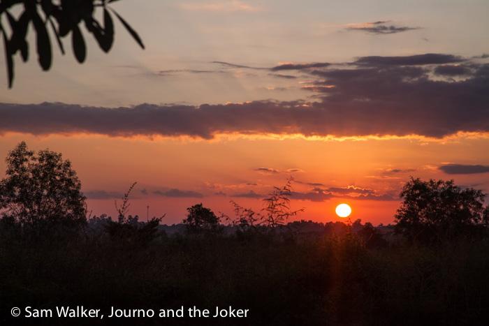 Sunrise, Siem Reap