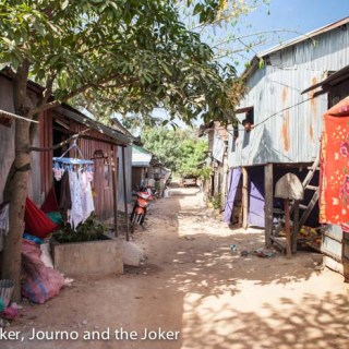 Finding the real Cambodia in a Sidewalk Village
