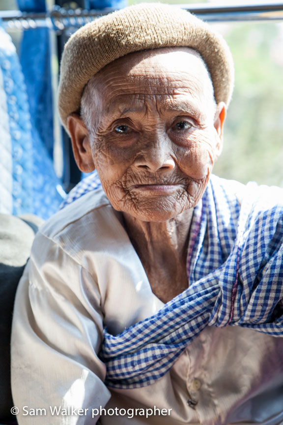 This Cambodian grandmother is one of the nation's many vulnerable women