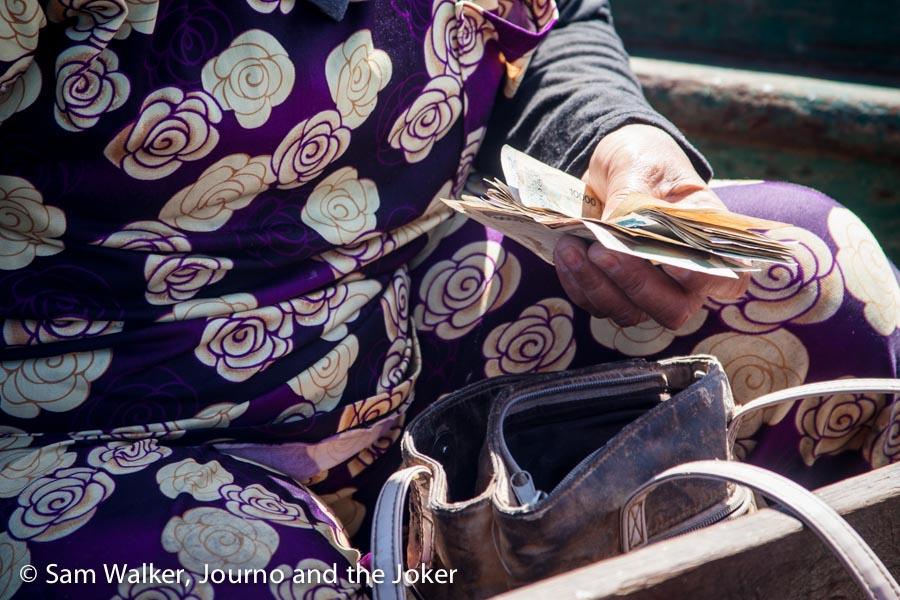 Cash exchange - doing business