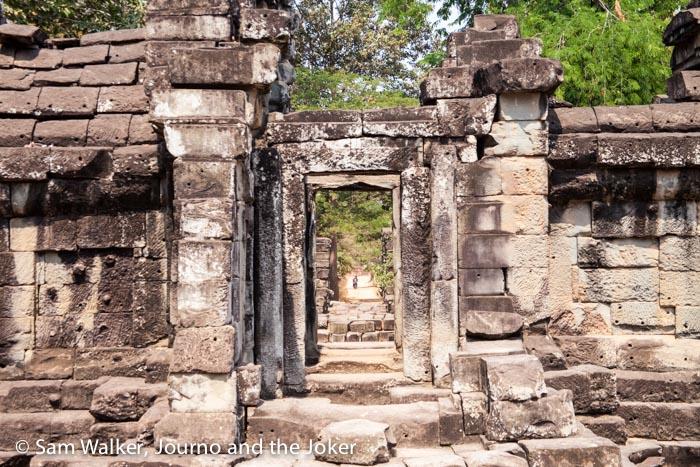 Ancient temple at Wat Atvea