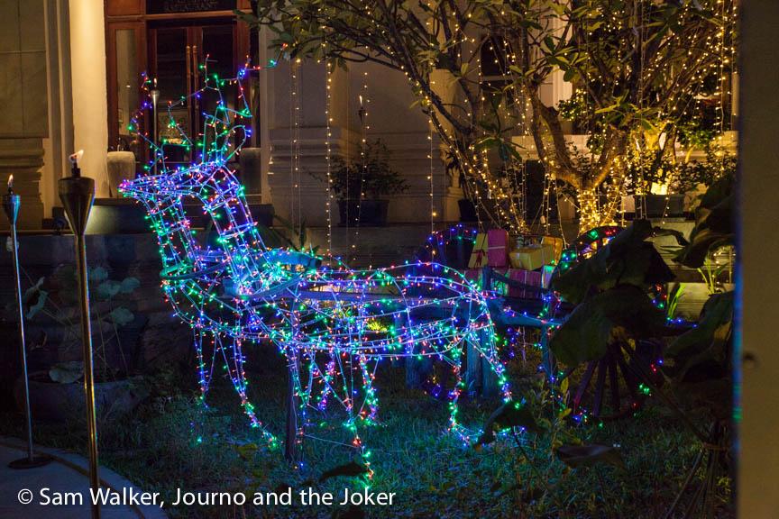 Happy Merry Christmas, Siem Reap