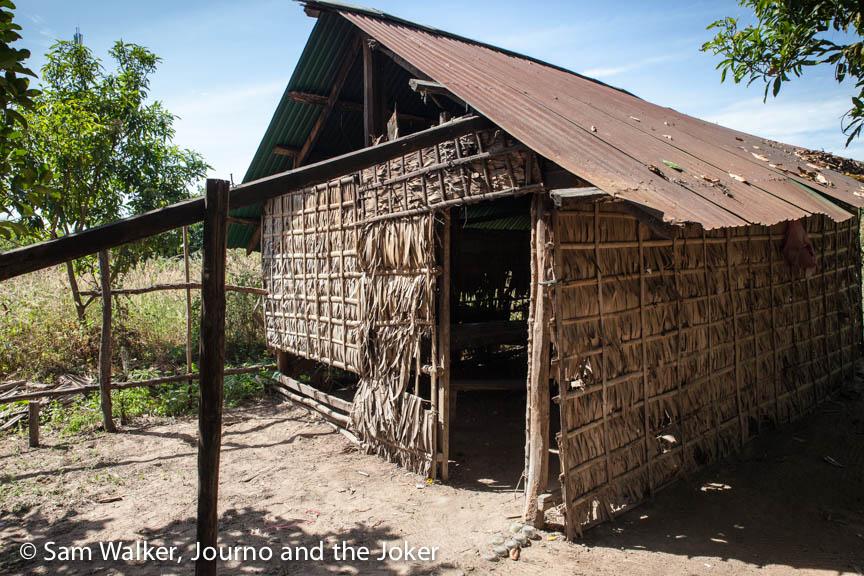 Chea's house