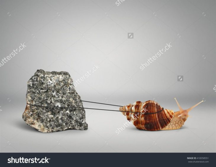 stock-photo-snail-pulling-big-stone-persistence-concept-418358551-2