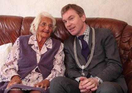 100jarige met Rehwinkel-4593