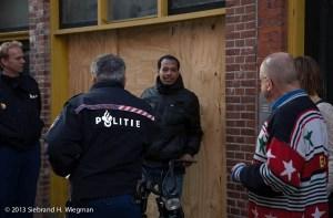 Politiepost A-Kwartier-0829