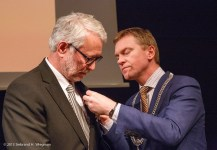 Frans Jaspers en Peter Rehwinkel