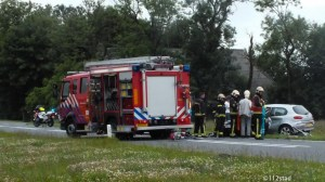 groningen-ongevallen-friesestraatweg afslag hoogkerk-2