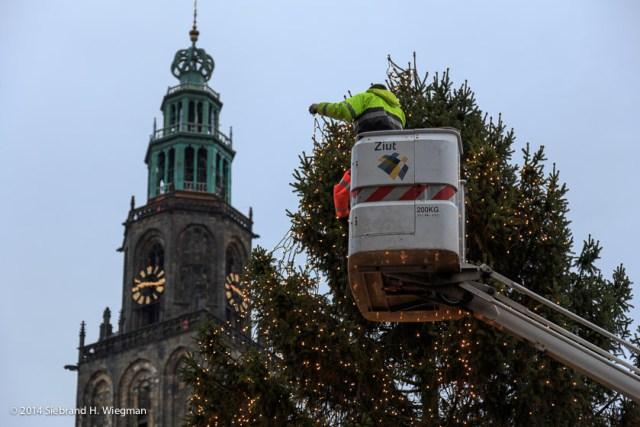 Kerstboom Grote Markt-2513-2