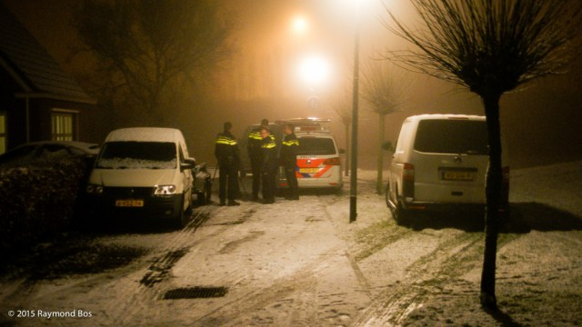 woning overval