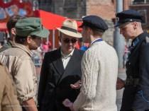 groningen 70 jaar bevrijd - voorstelling grote markt 05