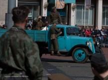groningen 70 jaar bevrijd - voorstelling grote markt 08