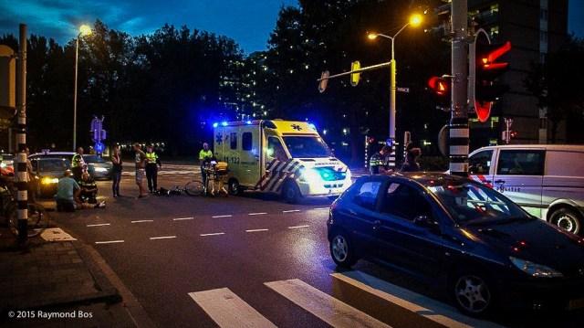 ongeval Zonnelaan-
