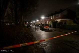 Schiet incident boraxstraat-