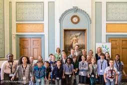 Raad van Kinderen Groningen en prinses Laurentien-26