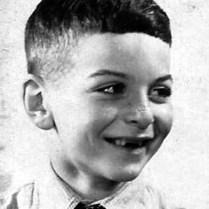 Jozef Oscar Stoppelman - 9 jaar. Auschwitz.