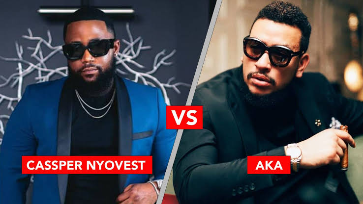 AKA chickens out from the fight with Cassper.