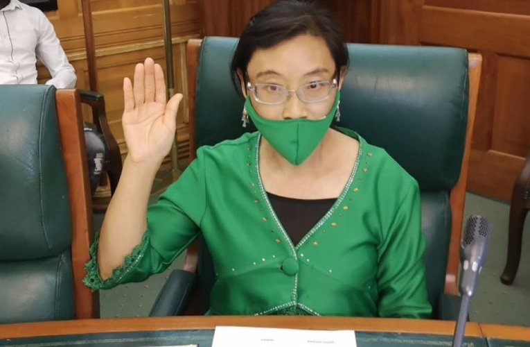 ANC Responds To The Citizens' Reaction To The Appointment Of A Chinese Woman