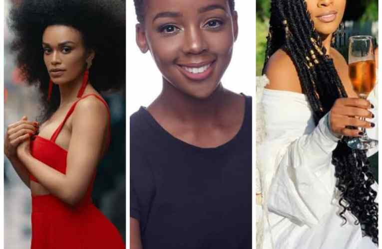 Three South African screen goddess Thusi, Nomzamo, & Thuso storms global stage.
