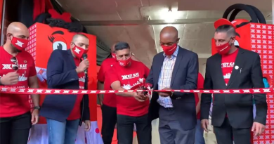WATCH: Kit Kat Cash & Carry Crown Mines opens on Heritage Day