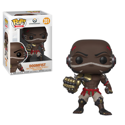 Funko Pop!   Nova linha de colecionáveis Overwatch é anunciada