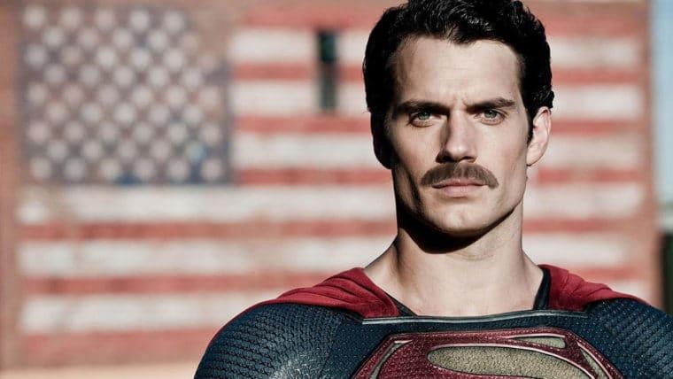 Resultado de imagem para superman bigode