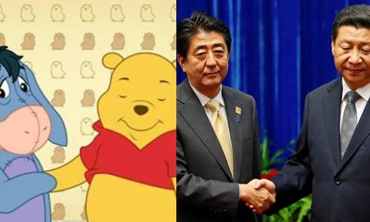 752 - Ursinho Pooh é censurado em versões chinesas de Kingdom Hearts III