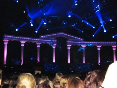 The beautiful stage